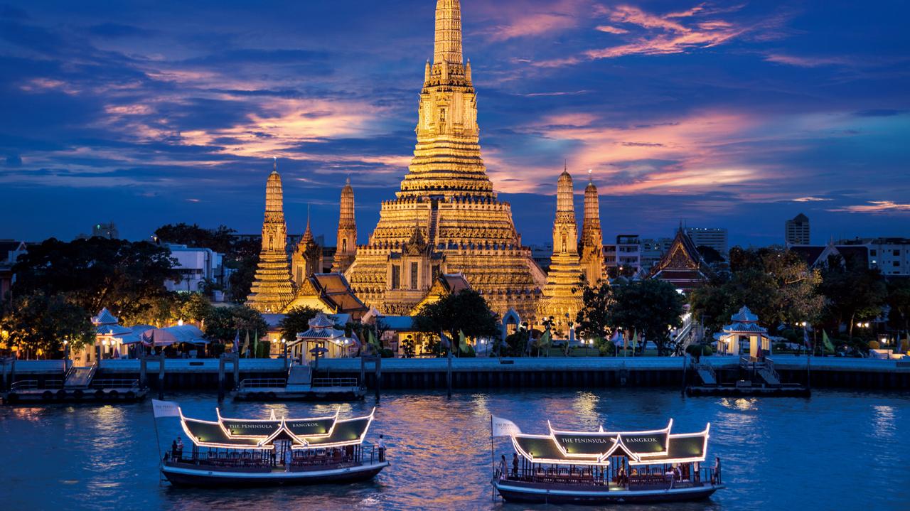 Bangkok , Koh lanta e Koh lipe 2020