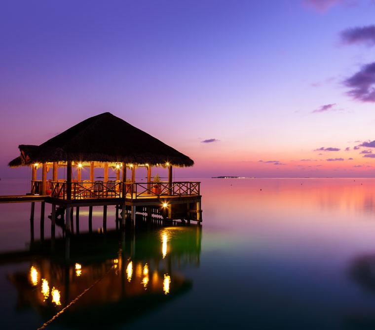 Dubai | India | Maldive