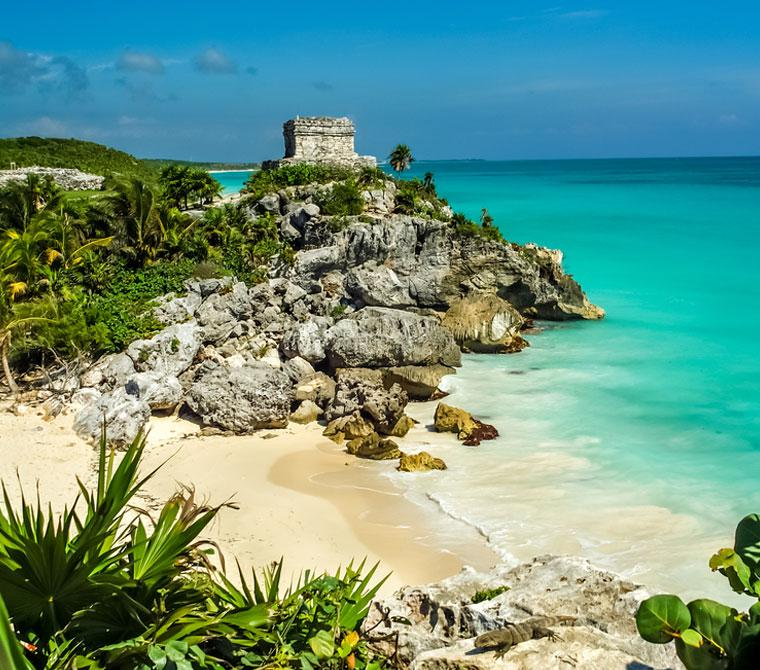 MEXICO –  TOUR PRIVATO YUCATAN  + MARE TULUM 2020